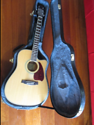 IBANEZ-6-STRING-GUITAR-WITH-HARD-CASE Reservoir Darebin Area Preview