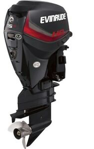 Evinrude ETEC 75HP-115HP, H.O. and non-H.O. available!