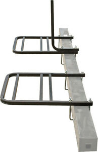 Airstream-RV-Travel-Trailer-Bumper-Mounted-2-Bicycle-Bike-Carrier-Rack