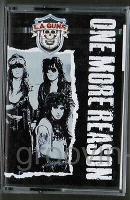 Sealed L.A.GUNS One More Reason JAPAN 8mm VIDEO VAM-8057 Free S&H/P&P