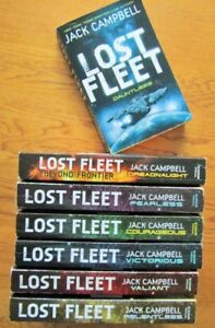 """""""The LOST FLEET"""" by Jack CAMPBELL"""