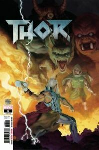 Thor #6 Loki becomes the All-Butcher ... Willing to Ship