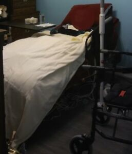 Electric Hospital Bed $150