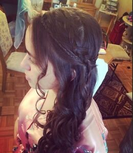 On site hairstylist for your wedding day! Stratford Kitchener Area image 8