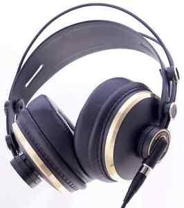*Professional* DJ / studio headphones or earbuds. BRAND NEW!!