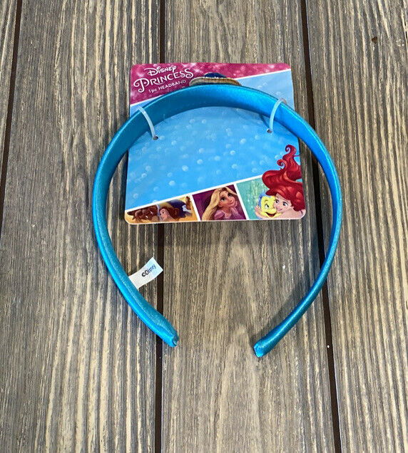 Disney Princess 1 Piece Jasmine Blue Headband