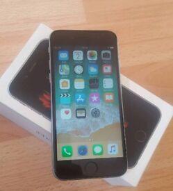 iPhone 6s 64gb space Gray unlocked