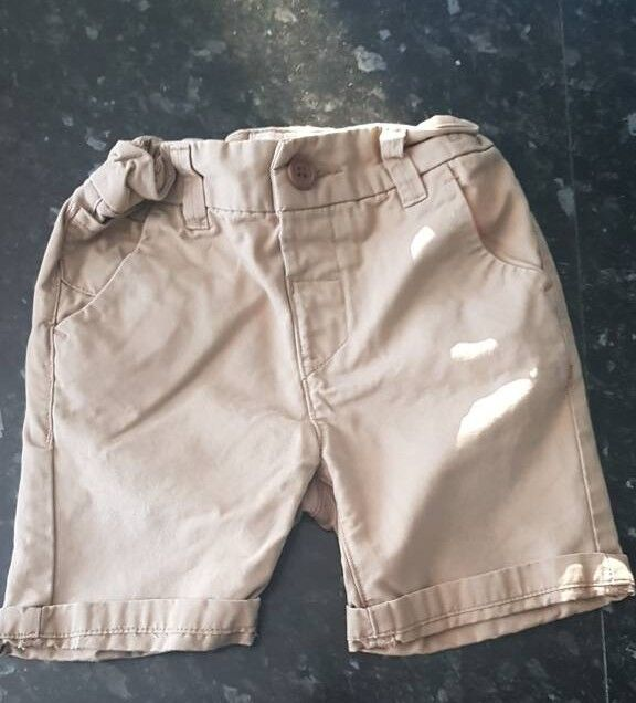 Boys' Clothing (0-24 Months) Trousers & Shorts Next Chino Shorts 12-18 Months