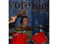 drummer seeks covers band