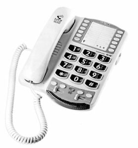 Amplified Phone Clarity Logic XL50 Plus Flasher-Ringer Extension