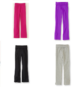 Size 10 - TCP Pink, Purple, Black or Grey Foldover Active Pants