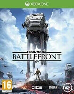Star Wars Battlefront - Xbox One Game. Case and disc.