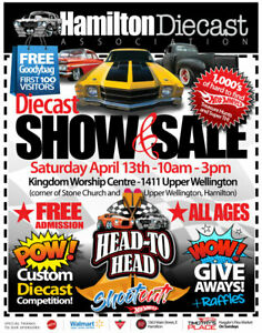 DIECAST COLLECTORS SHOW
