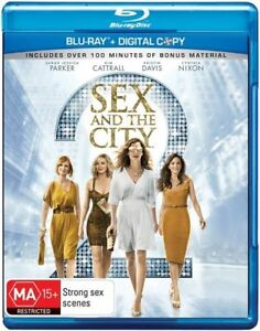 Sex and the City 2  - BLU-RAY -  Region B