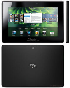 64GB Blackberry Playbook tablet +Unlocked +ACCESSORIES