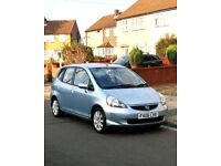 Honda Jazz 1.3, Long Mot, Service History, Low Miles, Only 2 Former Keepers, Cheap 4 Insurance