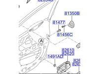 Hyundai i10 Striker 813501C010