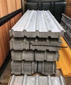 Various sizes Galvanised metal roof sheets box profile
