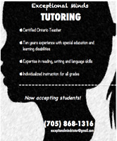 Exceptional Minds Tutoring