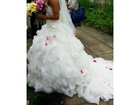 Beautiful Wedding Dress - £500 - Size 8/10