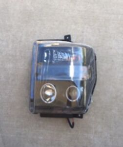 Recon Headlight. From 2010 Ford F-350. Left light.