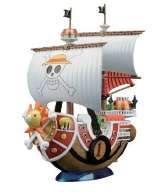 Ship Grand Thousand Sunny One Piece Model Collection Bandai Kit New Hobby Japan