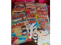 Collection of 15 Beano Comics (as per photo) plus free summer special