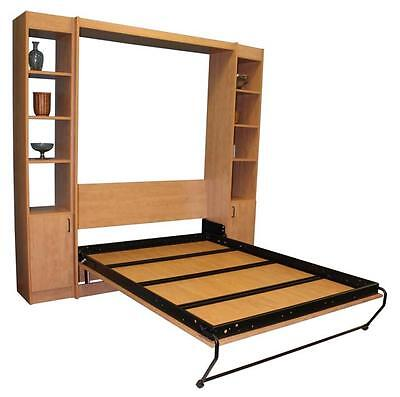 Murphy Bed Superior Panel Bed Steel Wall Bed Frame Free Ship Lower U.s.