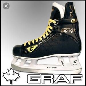 GRAF SUPRA 703 ICE HOCKEY SKATES [men SENIOR]
