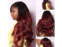 Afro Caribbean & African Hairdresser in Wolverhampton , Mordern Weave styles , Braids