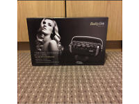 New babyliss heated rollers