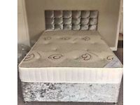 Gorgeous divan beds with free delivery 🚚