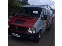 Volkswagen LT 35 Van for sale. Side door/ Towbar/ Extra security locks