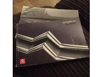 Citroen C4 manual