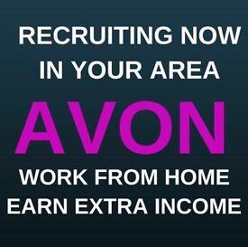 Avon team reps wanted