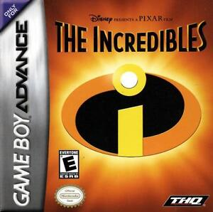 The Incredibles (2004, Game Boy Advance) West Island Greater Montréal image 2