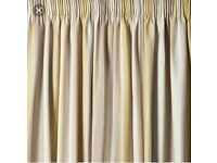 Laura Ashley pair of curtains