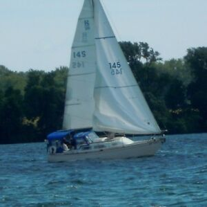 sailboat for sale  location   CFB  Trenton yacht club