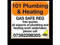 plumbers, heating, gas