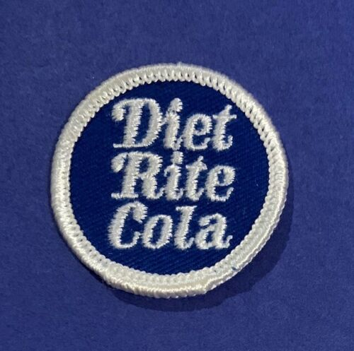 Vintage Diet Rite Cola  Patch Soda RC Cola  629S