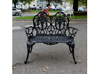 Garden Bench Alloy