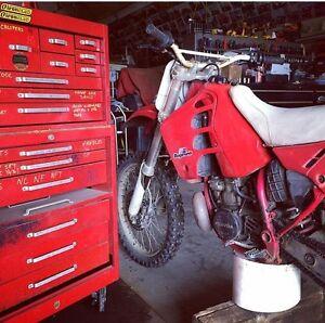 Need cr250r parts