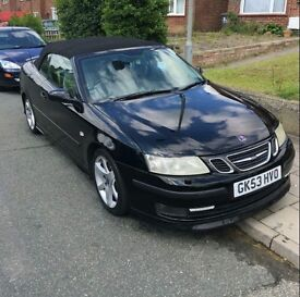 Saab 9-3 2ltr turbo ONLY £1350