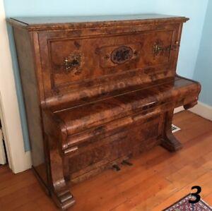 Antique Furniture - See Prices Below