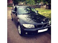 BMW 1 Series 116i Black SE 5dr - Long MOT Jan 18 – FSH