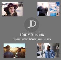 SPECIAL PORTRAIT PACKAGS - JayDVisuals