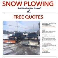 SnowPlowing & More Bobcaygeon/Fenelon and area