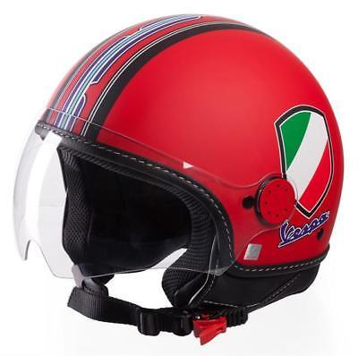 セカイモン vespa helmet red recommended 25 ebay公認海外通販