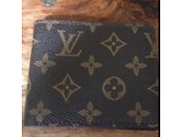 Louis Vuitton Brown Wallet