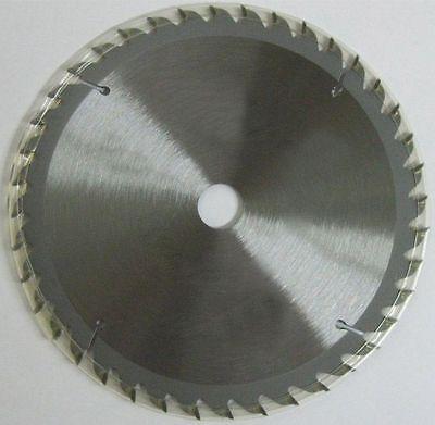 2x Kreissägeblatt Hartmetall HM 190 x 30mm 40 Zähne Wood Deutscher Hersteller